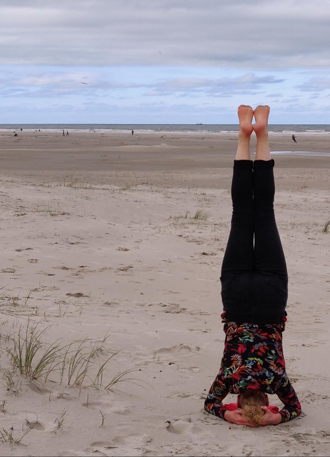 Linda Yoga Terschelling