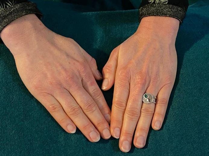 Reiki helende handen